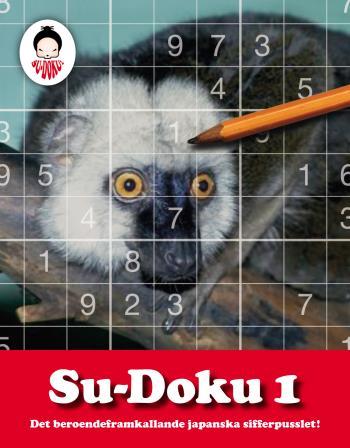 Su-doku - Det Beroendeframkallande Japanska Sifferpusslet!. 1