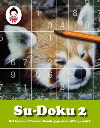 Su-doku - Det Beroendeframkallande Japanska Sifferpusslet!. 2