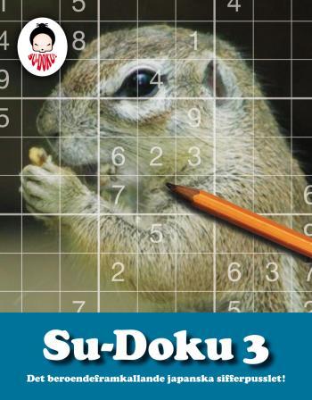 Su-doku - Det Beroendeframkallande Japanska Sifferpusslet!. 3