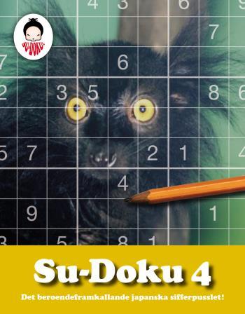 Su-doku - Det Beroendeframkallande Japanska Sifferpusslet!. 4