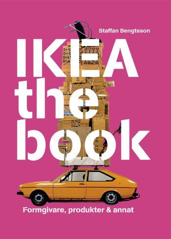 Ikea The Book - Formgivare, Produkter & Annat - Rosa
