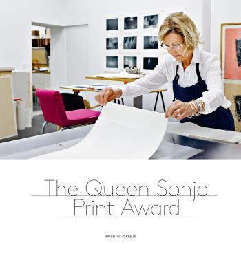 The Queen Sonja Print Award