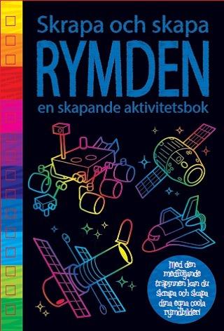 Rymden - En Skapande Aktivitetsbok