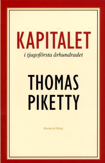 Kapitalet I Tjugoförsta Århundradet