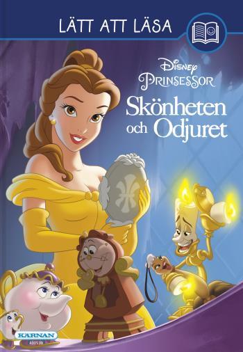 Disney Prinsessor. Skönheten Och Odjuret