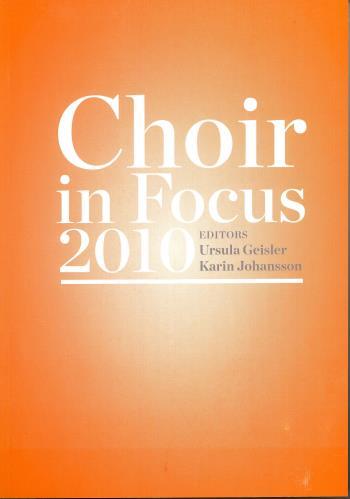 Choir In Focus 2010