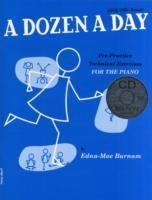 A Dozen A Day Book 1 Incl Cd