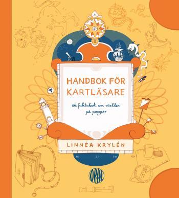 Handbok För Kartläsare - En Faktabok Om Världen På Papper