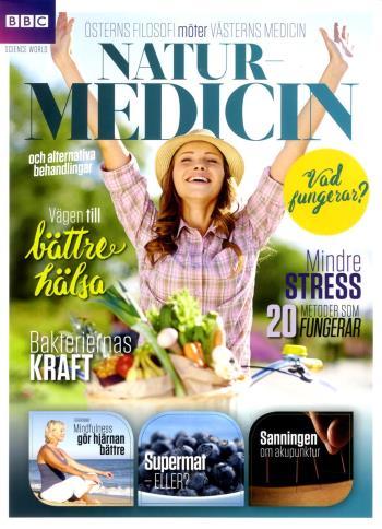 Naturmedicin - Österns Filosofi Möter Västerns Medicin