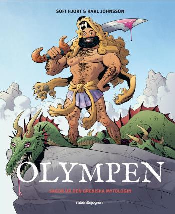 Olympen - Sagor Ur Den Grekiska Mytologin
