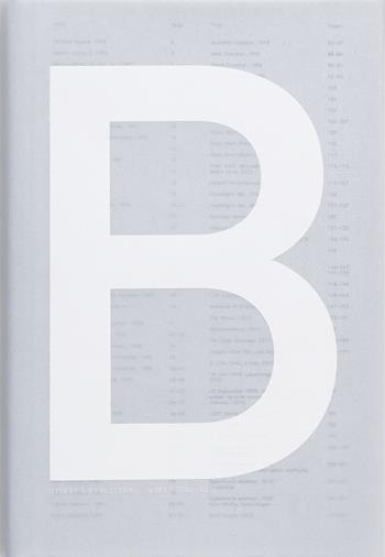 Bigert & Bergström - Works 1986-2016