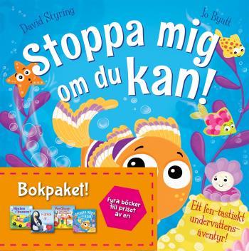 Bokpaket - Sagosamling Med Fyra Barnböcker