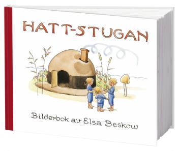 Hattstugan - En Saga På Vers Med Rim Som Barnen Få Hitta På Själva