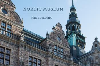 Nordic Museum - The Building