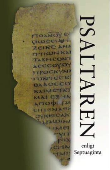 Psaltaren Enligt Septuaginta