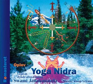 Oplev Yoga Nidra - Vejledt Dybdeafspænding (remasteret)