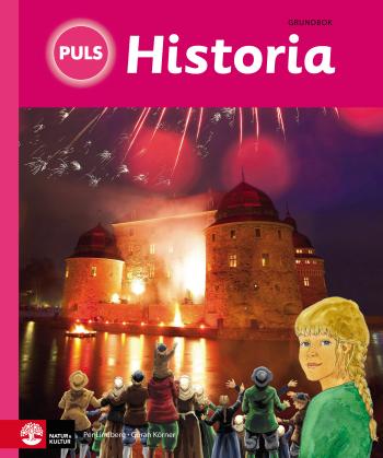 Puls Historia 4-6 Grundbok, Tredje Upplagan