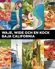 Waje, Wide Och En Kock - Baja California