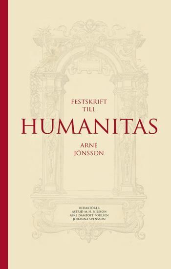 Humanitas - Festskrift Till Arne Jönsson