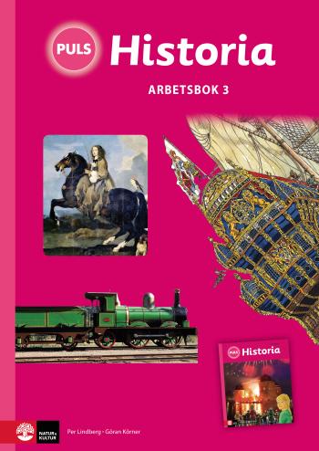 Puls Historia 4-6 Arbetsbok 3, Tredje Upplagan