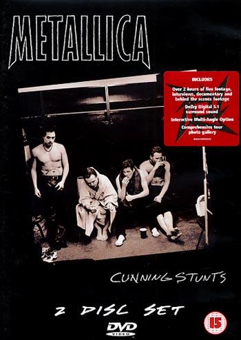 Cunning stunts - Live 1997