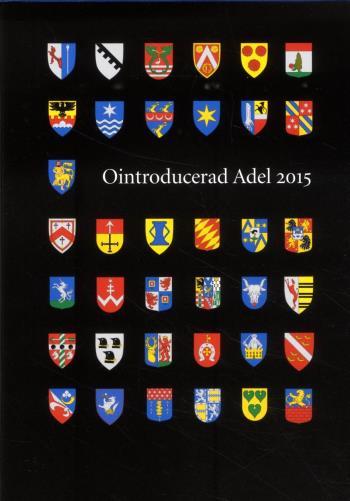 Ointroducerad Adel 2015