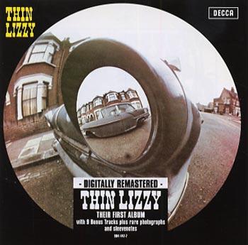 Thin Lizzy 1971 (Rem)