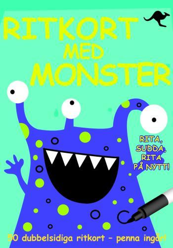 Ritkort Med Monster