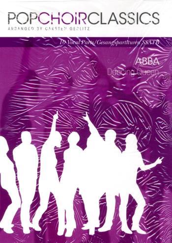 Abba Pop Choir Classics  Ssatb