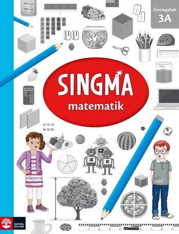 Singma Matematik 3a Övningsbok