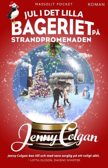 Jul I Det Lilla Bageriet På Strandpromenaden