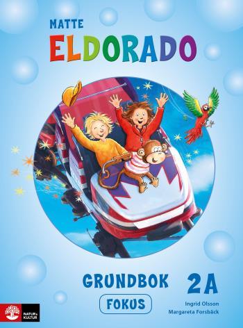 Eldorado Matte 2a Grundbok Fokus, Andra Upplagan