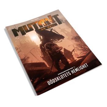 Mutant. År Noll - Zonkompendium 1 Dödsklotets Hemlighet
