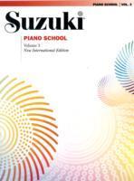Suzuki Piano School 3 Reviderad