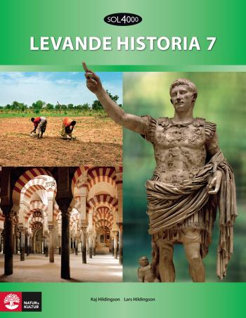 Sol 4000 Levande Historia 7 Elevbok