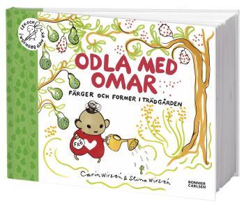 Odla Med Omar - Färger Och Former I Trädgården