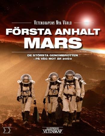 Första Anhalt Mars