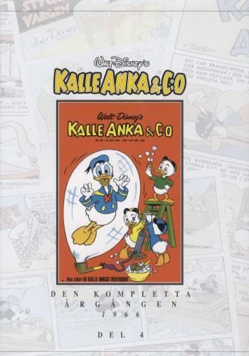 Kalle Anka & C-o Den Kompletta Årgången 1966. D 4