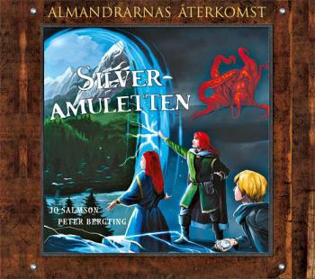 Silveramuletten (ljudpocket)