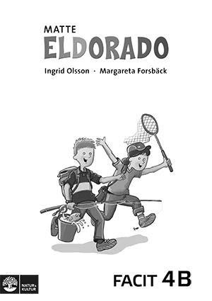 Eldorado Matte 4b Facit (5-pack)