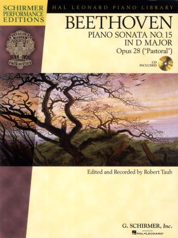 Beethoven Piano Sonata 15 In D