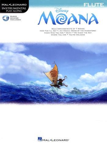 Moana Flute