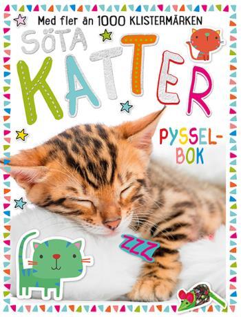 Söta Katter- Pysselbok