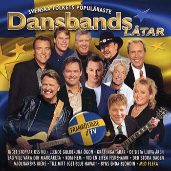 Svenska folkets populäraste dansbandslåtar