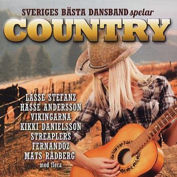 Sveriges bästa dansband spelar country