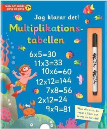 Jag Klarar Det - Multiplikationstabellen