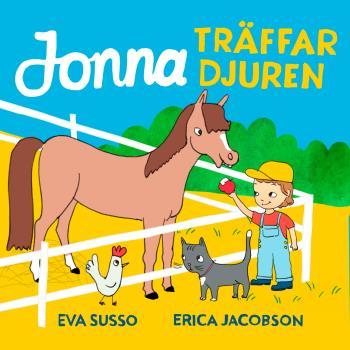 Jonna Träffar Djuren