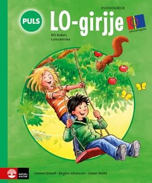 Puls No-boken 1-3 Grundbok Lulesamiska, Första Upplagan