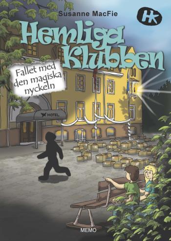 Hemliga Klubben. Fallet Med Den Magiska Nyckeln