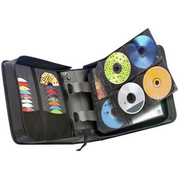 CD-Väska Case Logic CDW-336 för 336 st CD-skivor